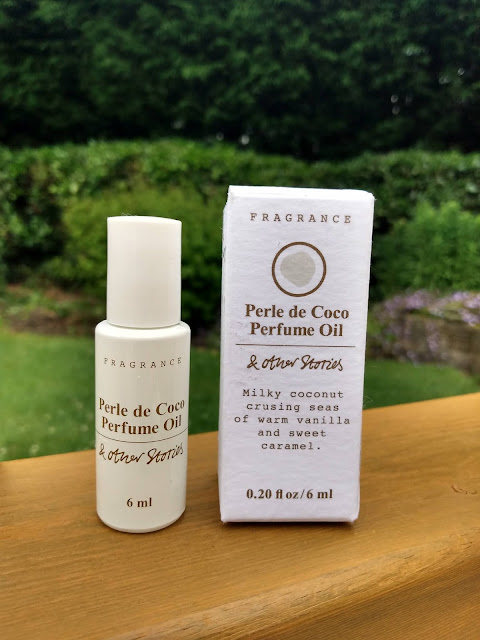 & Other Stories Perle de Coco Perfume Oil