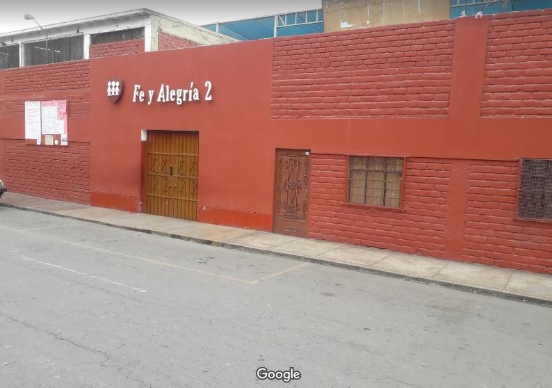 Escuela 2009 FE Y ALEGRIA 2 - San Martín de Porres