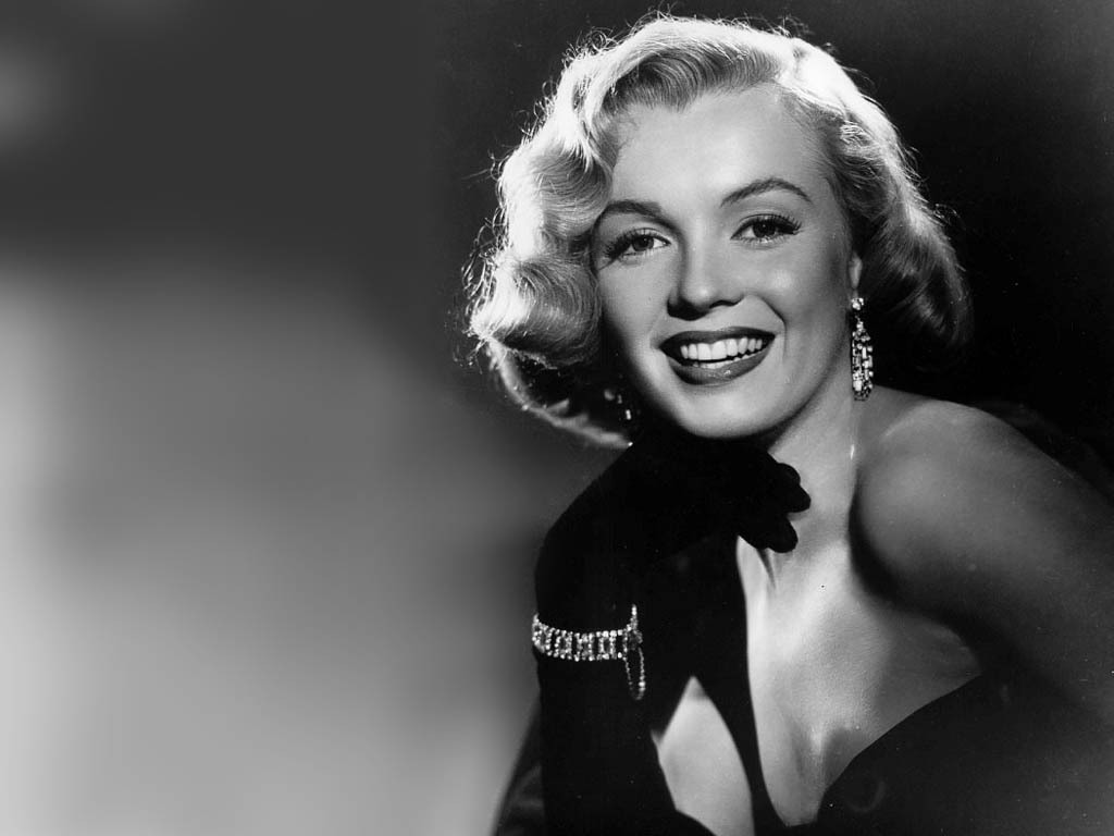 Famous People Ever: Marilyn Monroe