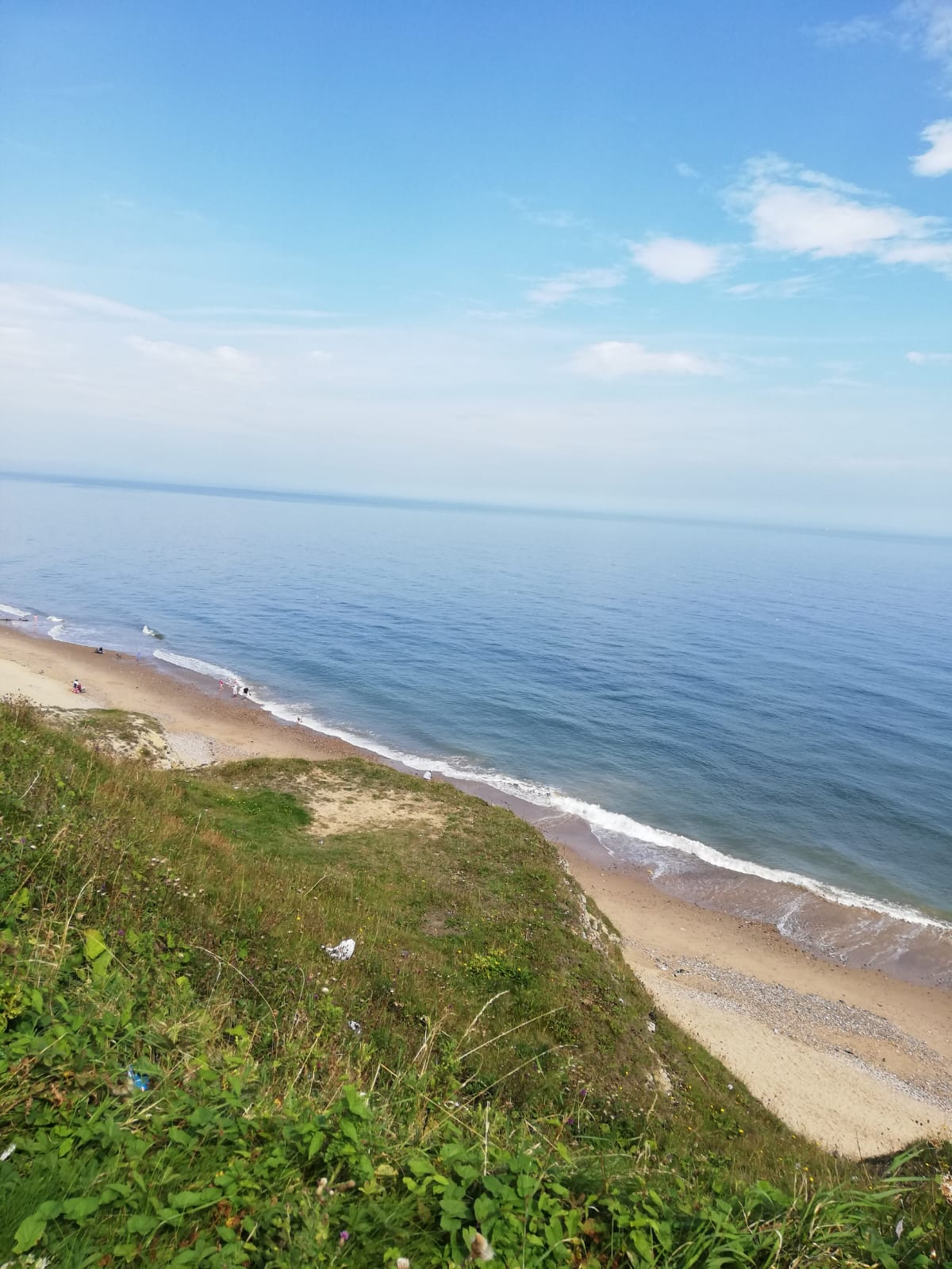 A Weekend Exploring Seaham Beach & Durham's Heritage Coast - Seaham Hall Beach