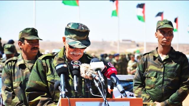 دعت جبهة البوليساريو في خطبة عيد الفطر إلى شن حرب على المغرب