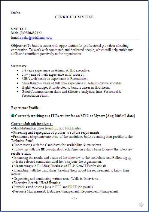 iti welder resume sample