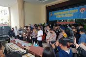 Penyeludupan 108 Ribu Benih Lobster Kembali  Digagalkan Polisi di Jambi
