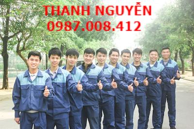 Đội ngũ kỹ thuật bảo trì motor