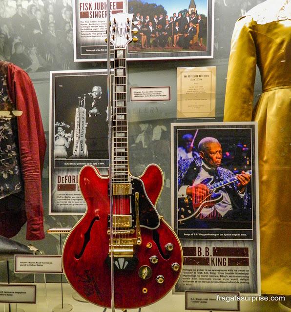Museu do Ryman Auditorium, Nashville, Estados Unidos
