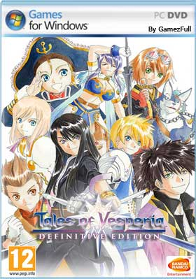 Descargar Tales of Vesperia Definitive Edition pc español mega y google drive /