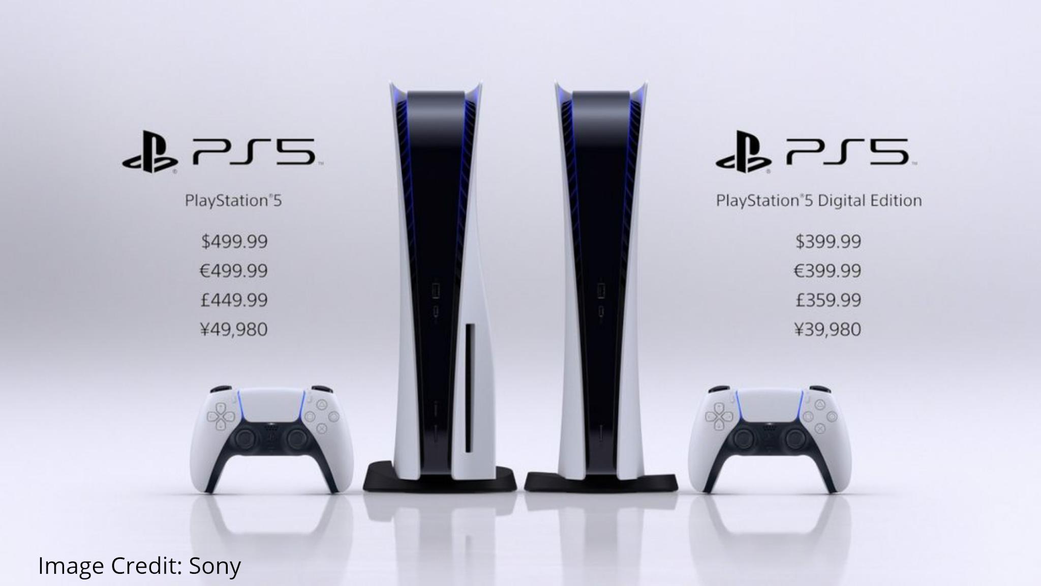 PlayStation 5 pre-orders