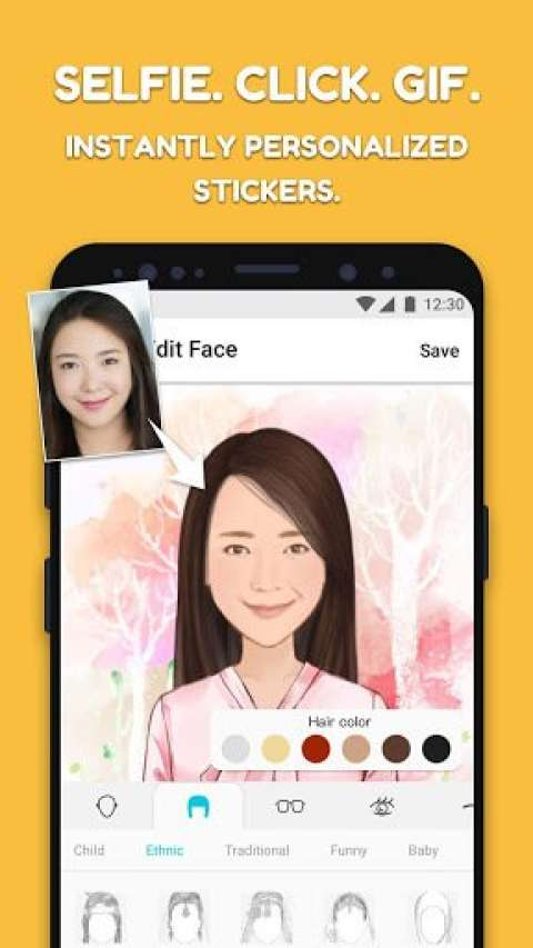 MomentCam App Review, Learn its features 2