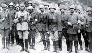 Osmanlı Devleti Birinci Dünya Savaşı'nda Hangi Cephelerde Savaşmıştır?