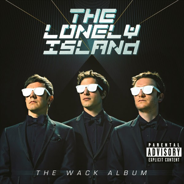 The Lonely Island - The Wack Album  Cover