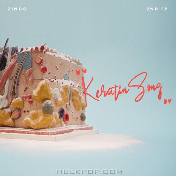 ZINGO – KERATIN SONG – EP