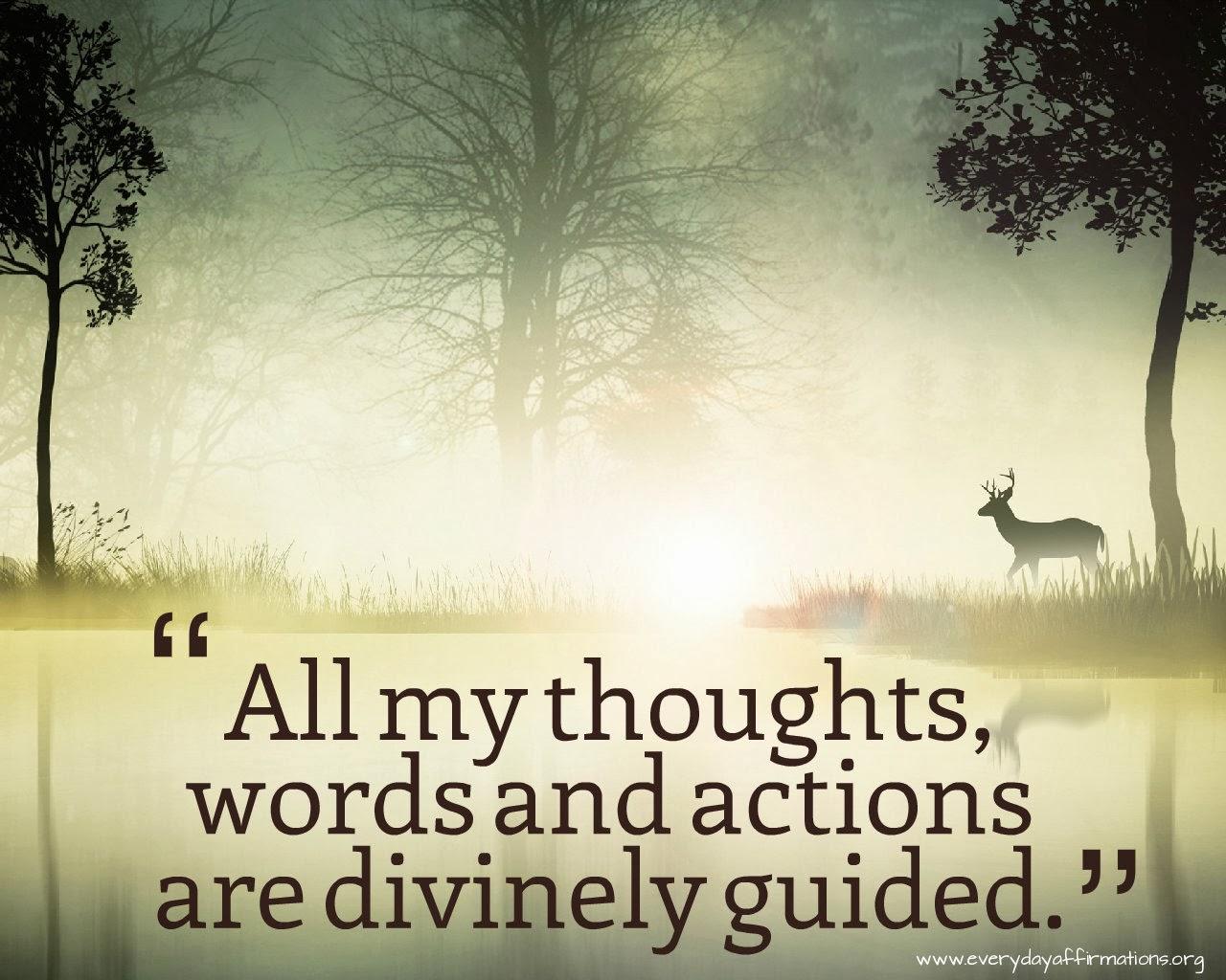 January Positive Affir...A Beautiful Soul Quotes