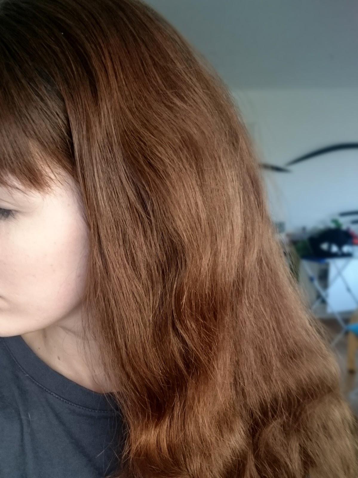 Neue Haarfarbe Die Sabrina