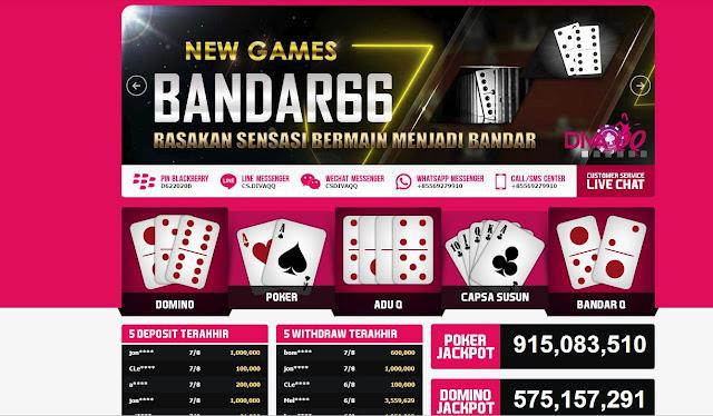 Situs Domino99 BandarQ