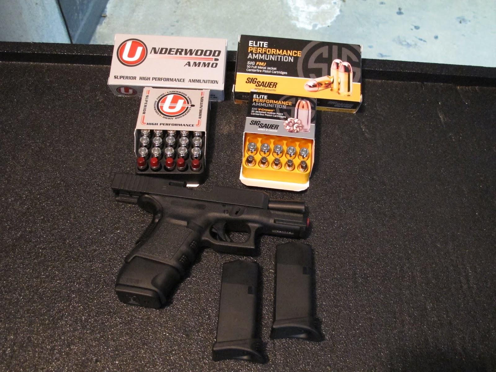 DIIZCHE SAFARI ADVENTURES Blog: Glock 29 SF (Short Frame