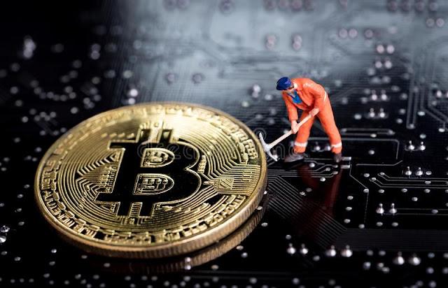 ما هو تعدين العملات الرقمية ؟ كيف يعمل التعدين ؟
