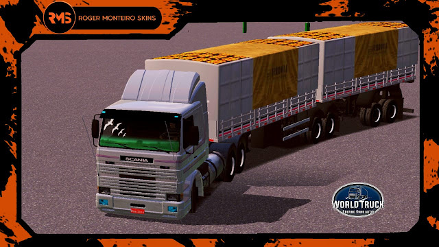 Skins World Truck, Wtds, Skins Wtds, Scania, Scania Frontal, Skins Scania Frontal, Frontal