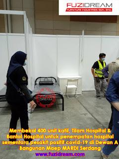 katil-hospital-harga-tilam