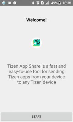 Tizen App Share