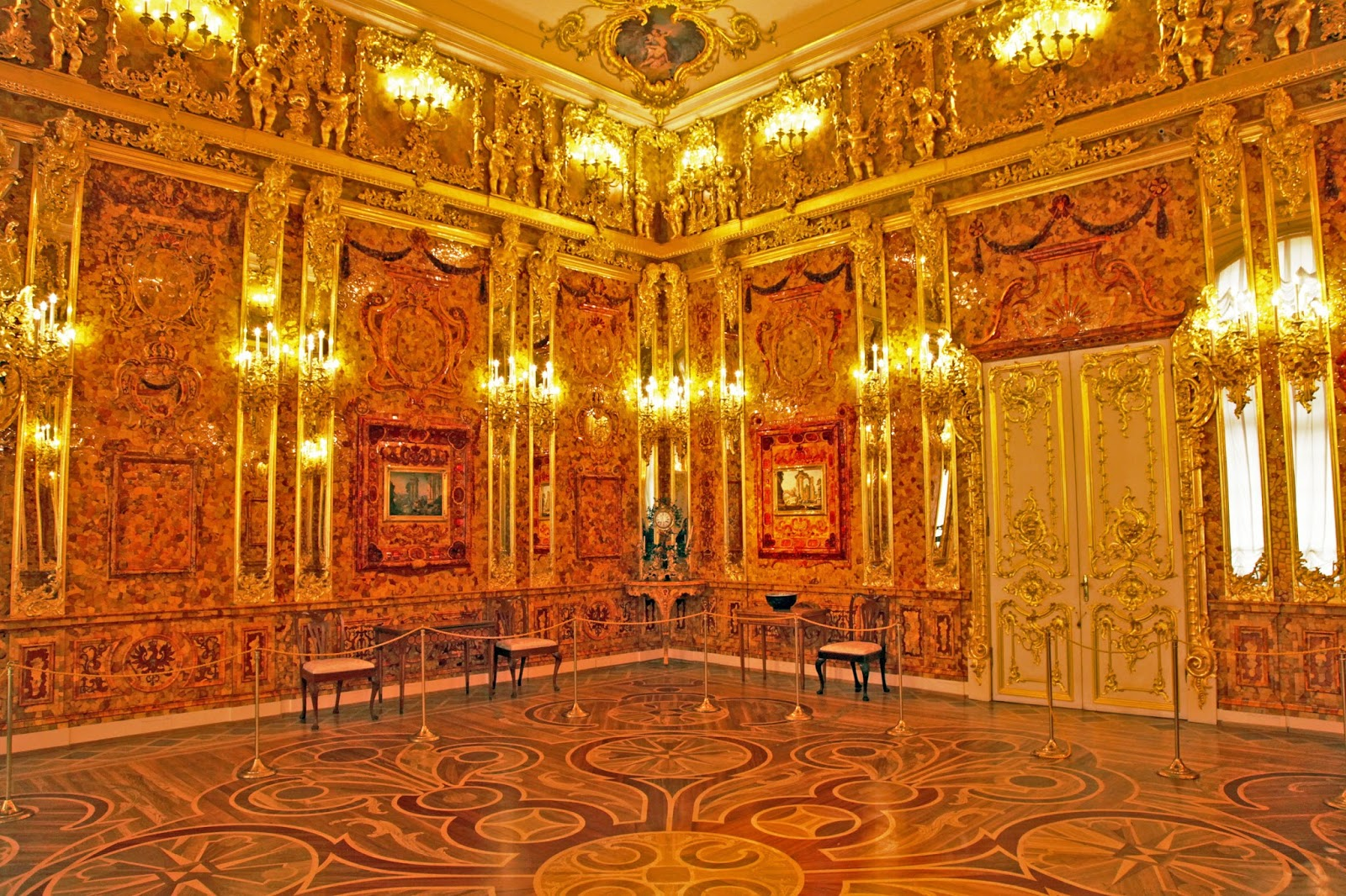 Amazing Iu0027ve Written Extensively About Three Of Them In My Books. Do You Know Which  Three? The Answer Is At The End Of My Blog. Happy Hunting! The Amber Room