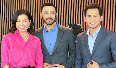 Senarai Pelakon Drama Pengantin 1 Malam (Akasia TV3)