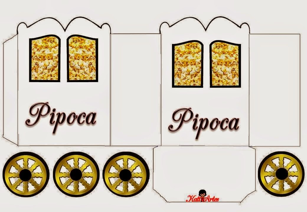 Princess Coach or Princess Carriage Box
