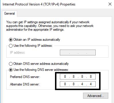 DNS_PROBE_FINISHED_NXDOMAIN - Best Fix | Fix Errors