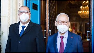 حركة النهضة تبارك من كل قلبها بنجاح زيارة رئيس الحكومة إلى ليبيا