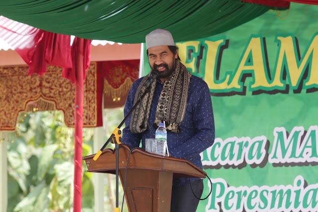 Muzakir Manaf Janji Prioritaskan Perhatian ke Dayah di Seluruh Aceh