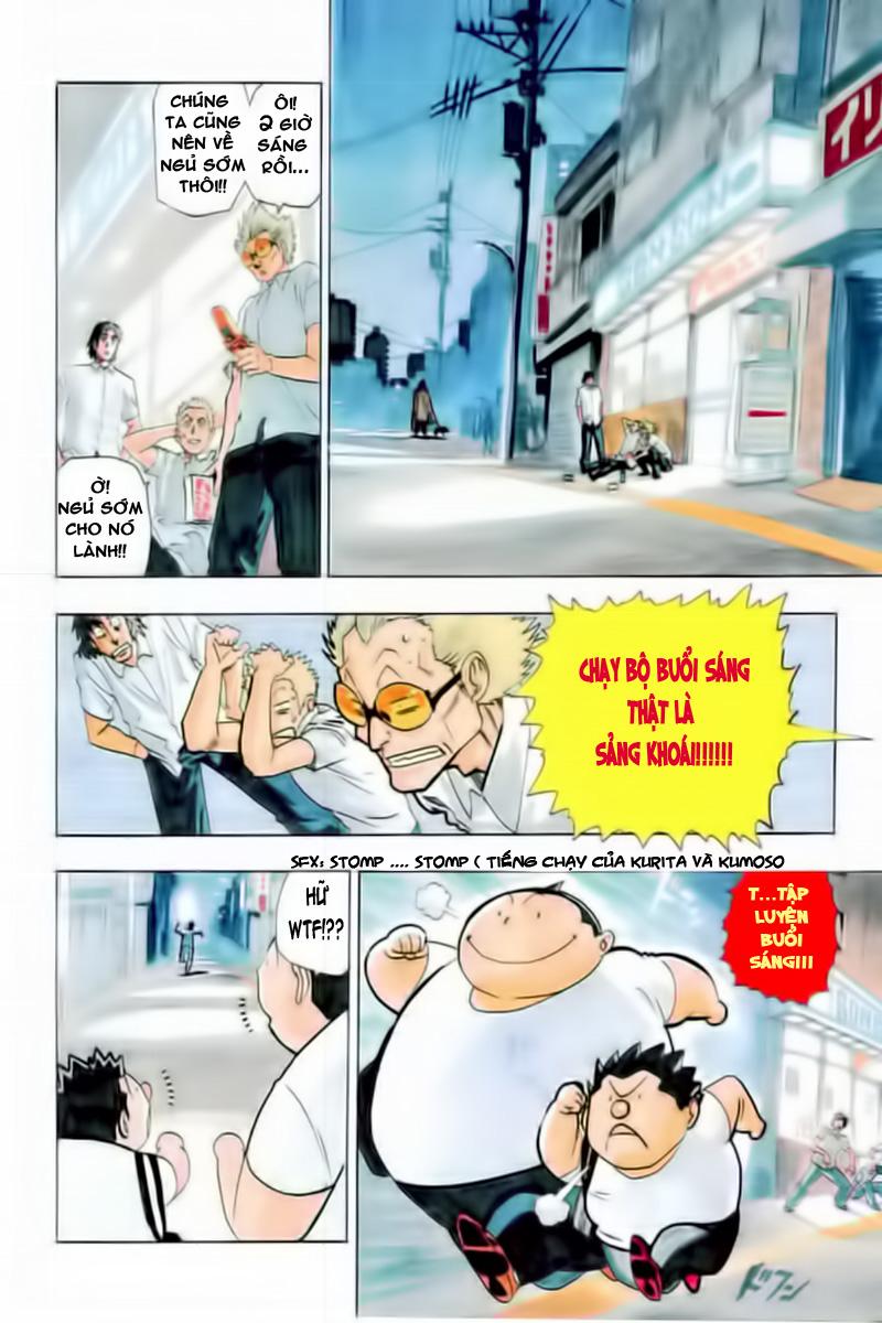 Eyeshield 21 chapter 54 trang 3