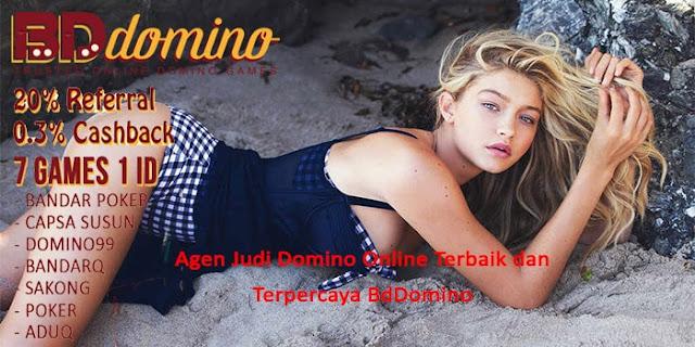 Agen Judi Domino Online Terbaik dan Terpercaya BdDomino