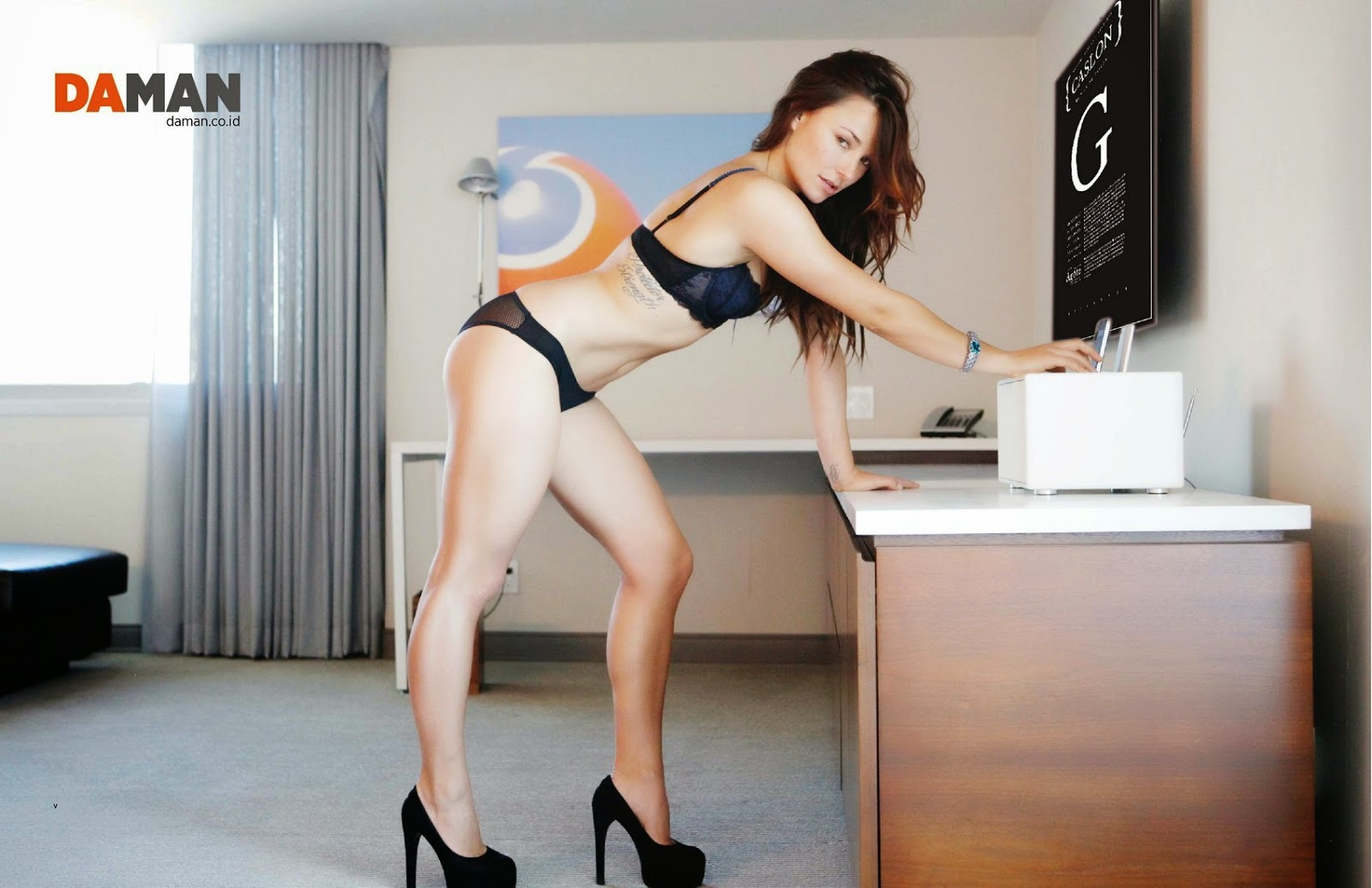Sideboobs TheFappening Briana Evigan naked photo 2017