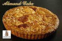 viaindiankitchen - Almond Cake