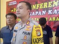 Sat Reskrim Polsek Metro Tanah Abang Ungkap Dua Polisi Gadungan dan Dua Pengamen Waria