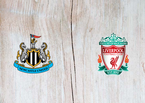 Newcastle United vs Liverpool -Highlights 26 July 2020