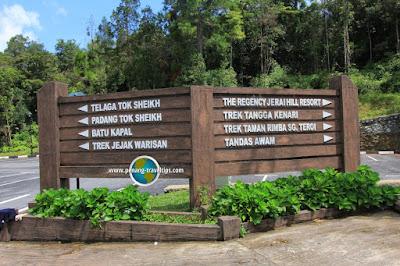 Pengalaman Pertama Kali Naik Gunung Jerai Kedah