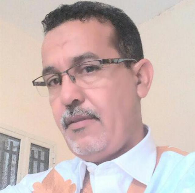 أحمد ولد محفوظ ولد بودرباله يعزي في وفاة الرجل الفاضل أحمد ولد الطائع..