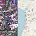 Landscape changes during the Syrian civil war