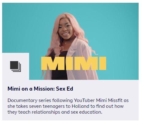 Уроки секс образования от ю-тубов, оплаченных Би-би-си