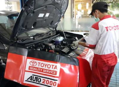Intip Cara Auto2000 Service dalam Perbaikan Aki Basah Mobil