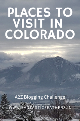 Places to See in Colorado