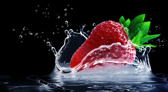 The advantages of expending foods grown from the soil of dissimilar sorts all virtually strawberries