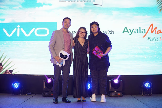 Vivo unveils the all-new 'V9' AI-powered FullView™ display smartphone in the Philippines
