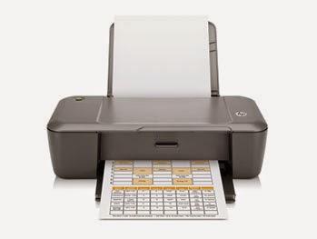 HP Deskjet 1000 J110a Baixar driver de impressora