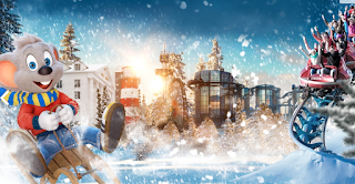 Holidays at Europa-Park Germany