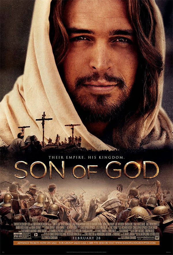 Movie Review: 'Son of God' Is Most Certainly Not The Son of God