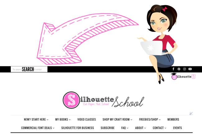 Silhouette Cameo Tutorials And Help Silhouette School