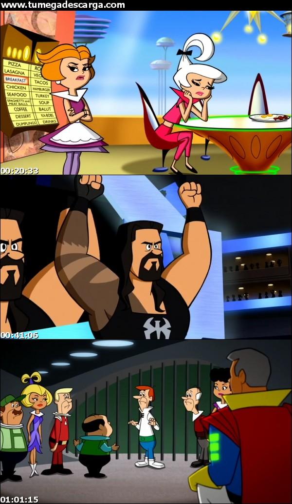 Los Supersónicos y la WWE (2017)