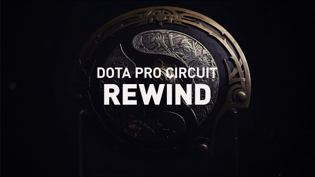 Dota Pro Circuit Rewind ya casi esta aquí!