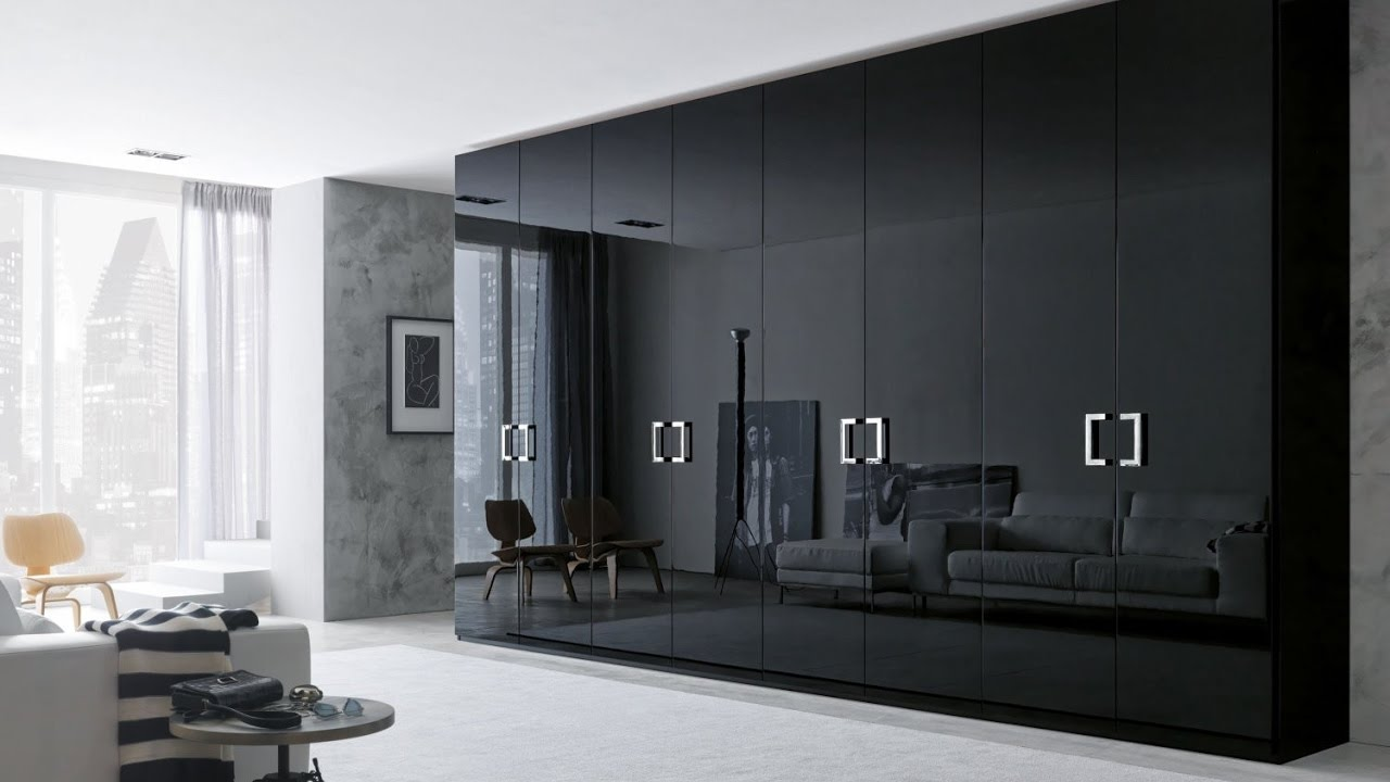 Modern Bedroom Wardrobe Designs With Images